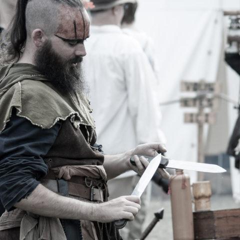"""Troupe médiévale-fantastique """"Les Arpenteurs de Guldrasyl"""" de la compagnie Rêves Temporels"""