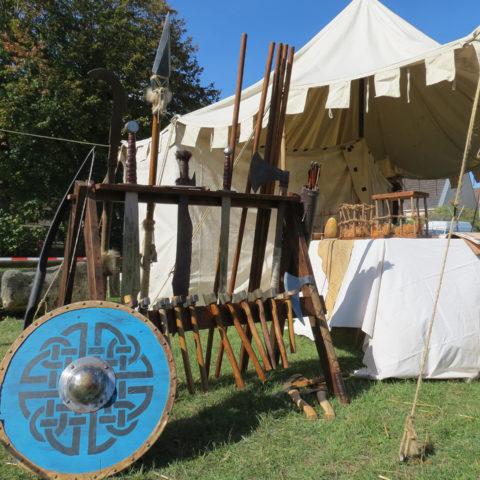Troupe médiévale-fantastique