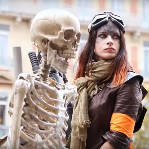 Zombie Day Toulouse de la compagnie Rêves Temporels