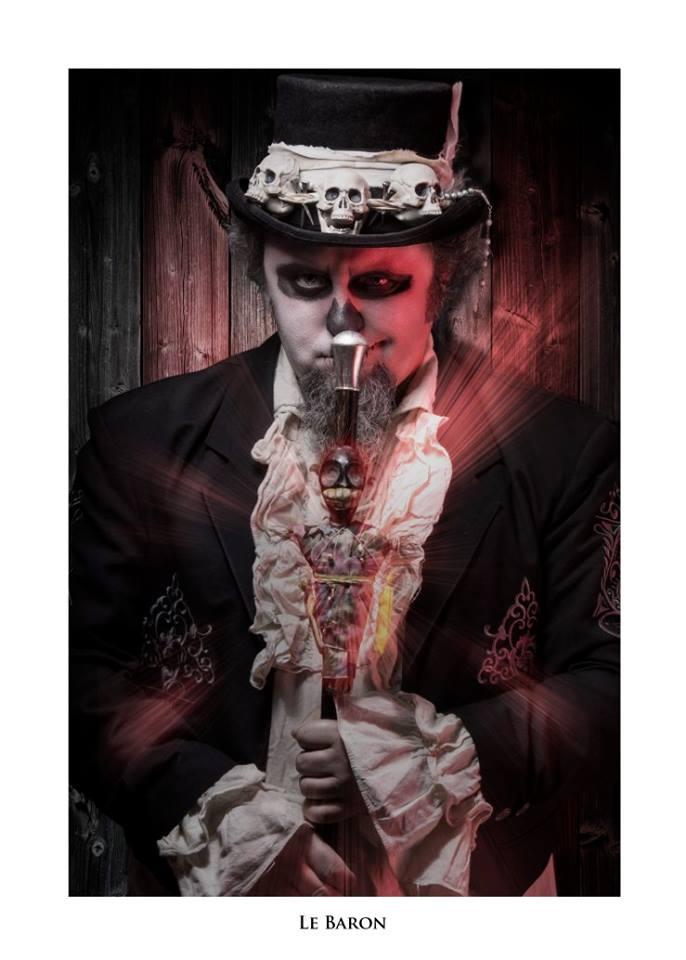 Le Baron - Troupe cirque freak show