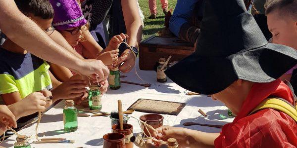 Atelier Dragonologie - Troupe médiévale-fantastique